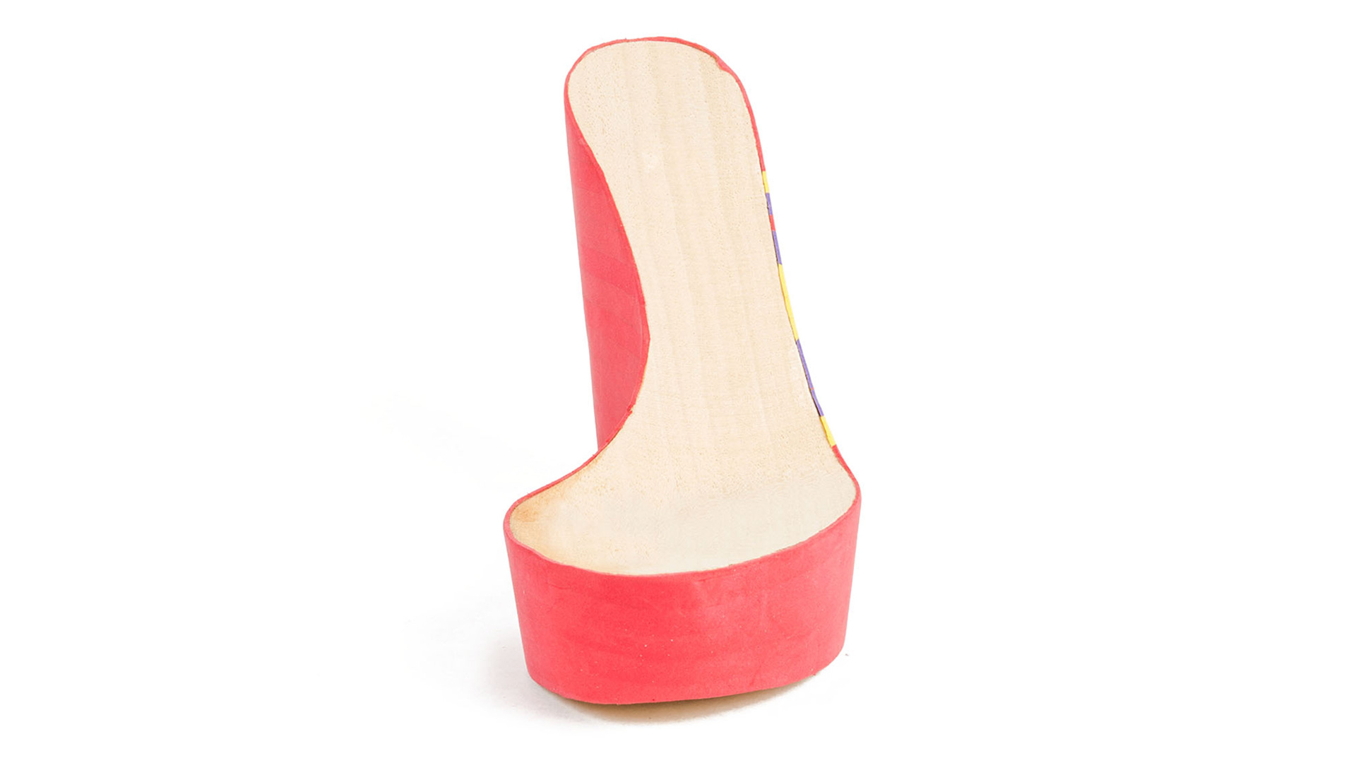 Microporous Bands for Wedge Heels, Plateau, Zeppe.