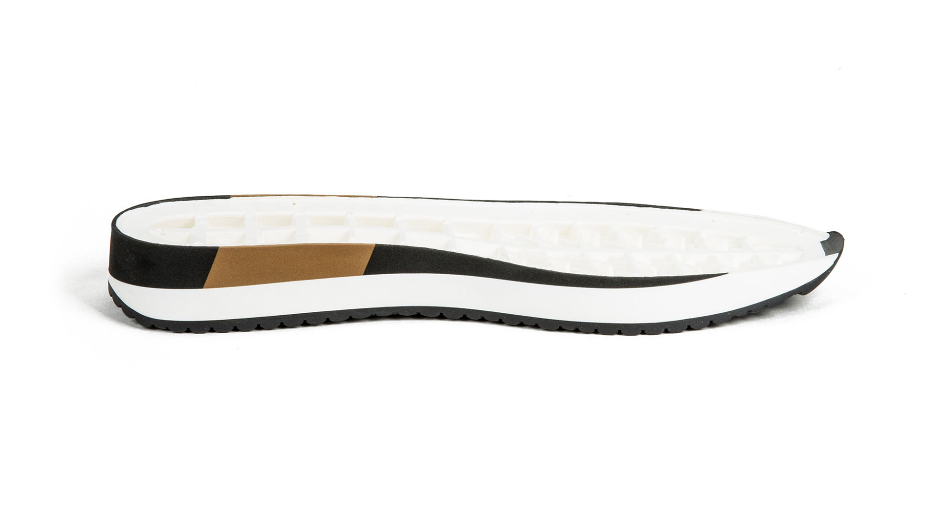 Coloured Microporous strips for footwear in TR